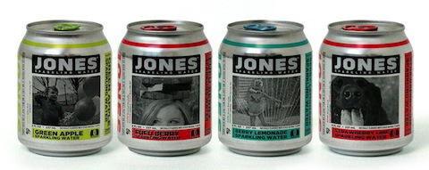 Jones Soda Co. Launches Sparkling Water Line