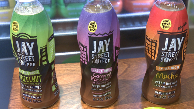 Video: Eyeing Sweeter Demand for Indulgent Coffee, Ito En Doubles Down on Jay Street