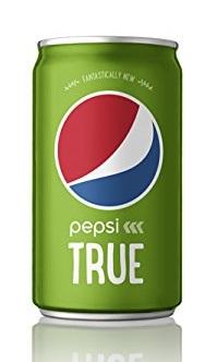 Pepsi True front