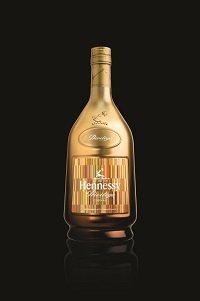 Hennessy Privilege Collector Bottle
