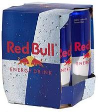Red Bull 4-pack