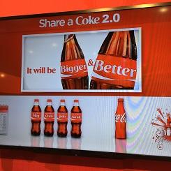 Share a Coke a
