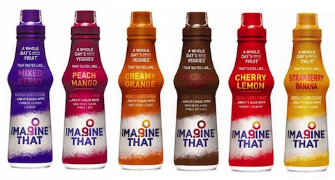 New IMAGINE THAT 6 Flavors