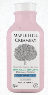 maple hill blue