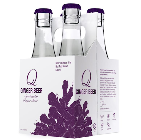 Q Drinks Launches Ginger Beer