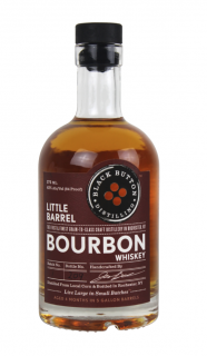 Black Button Distilling Little Barrel Bourbon