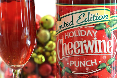 Cheerwine Introduces Limited-Edition Holiday Punch