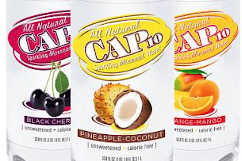 Absopure Introduces Three New Flavors of Cap10 Sparkling Water
