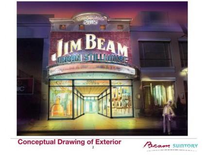 Jim Beam Urban Stillhouse