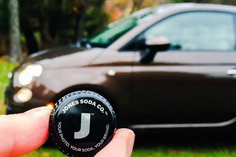 "Jones Soda Co. Announces Winner of ""Jonesin' for a Fiat 500″ Photo Contest"