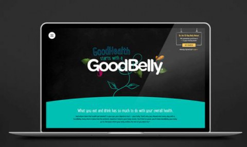 New GoodBelly Ad