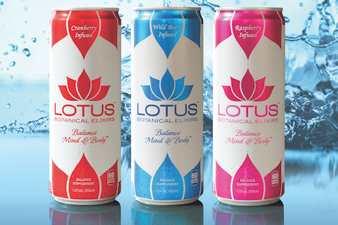 "Lotus Elixirs Launches Functional ""Balance"" Drink"