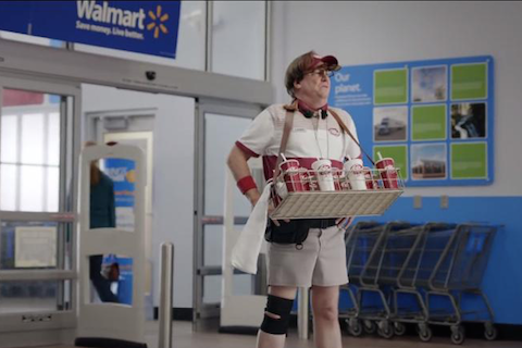 Dr Pepper and Walmart Team Up for 'Entertain Like a Champion' Marketing Campaign
