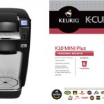 Keurig Recalls Over 7 Million 'Mini Plus' Systems Following Burn Reports