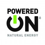 Powered ON Natural Energy Logo