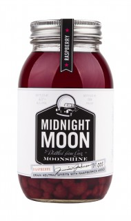 Midnight Moon Raspberry Bottle Shot