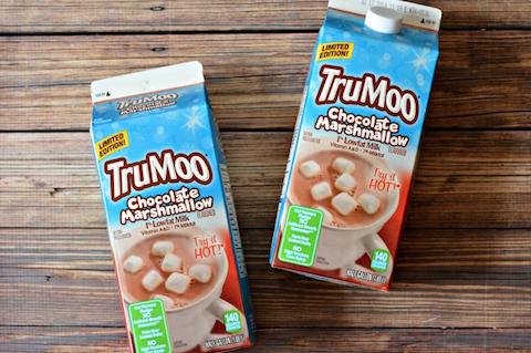 TruMOO Brings Back Chocolate Marshmallow Milk