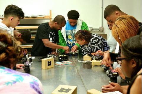 Jones Soda Launches National Educational Photography Curriculum