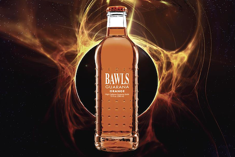 BAWLS Guarana Adds Mandarin Orange Flavor
