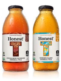New Honest Tea Herbal Varieties