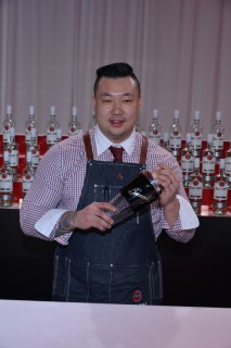 Ran Duan 2015 USBG National Legacy Cocktail Showcase