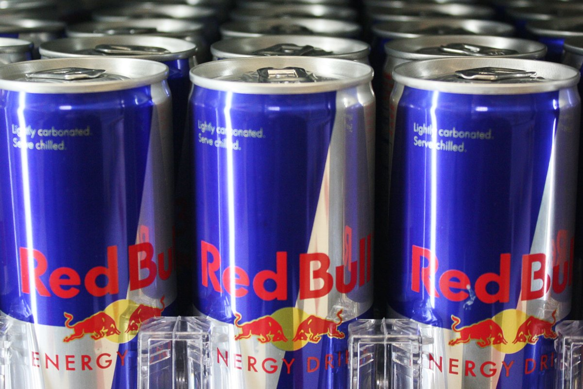 how to make energy drink like red bull