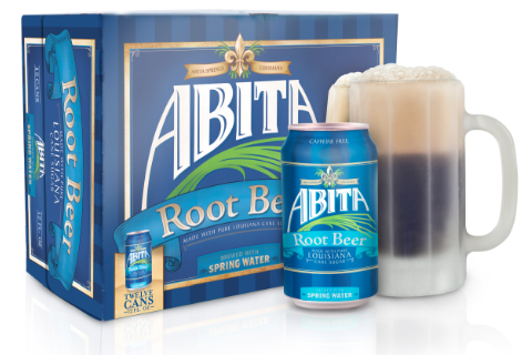 Abita Root Beer Now Available in Cans