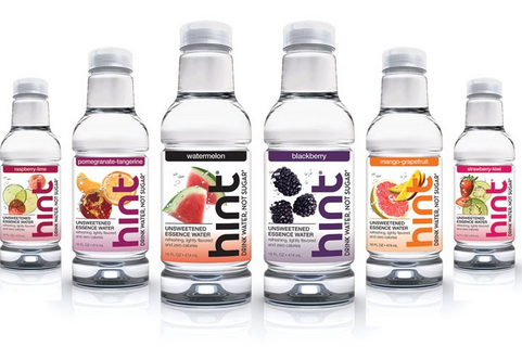 "Hint Water Gets ""REAL Certified"" by United States Healthful Food Council"