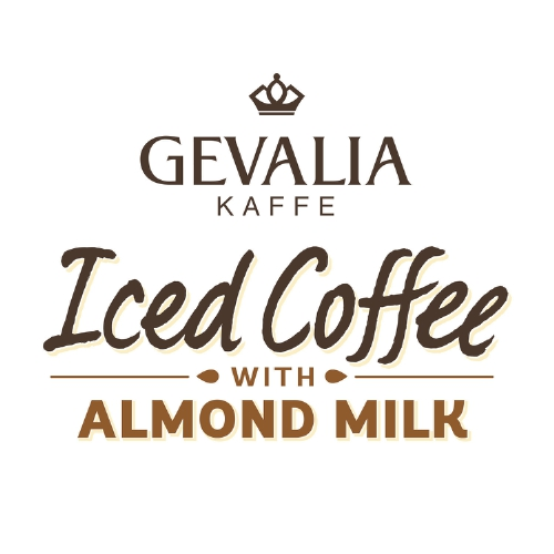 Gevalia Introduces Ready-To-Drink Iced Coffee with Almond Milk