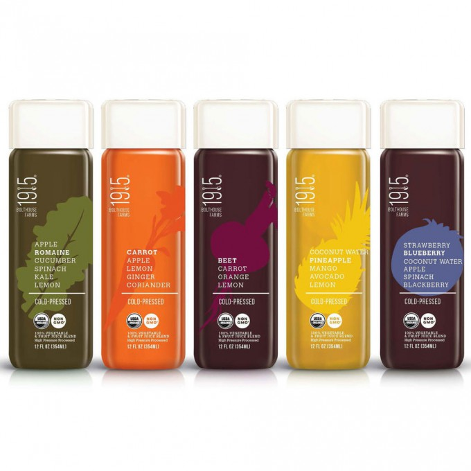 "Campbell Soup Splashes into Cold-Pressed Juice with ""1915 by Bolthouse Farms"""