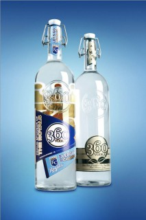 360 Vodka Royals