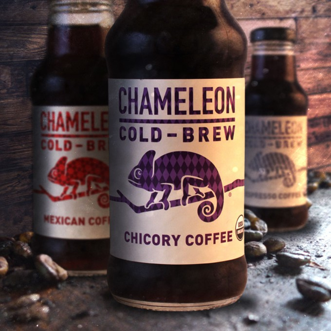 Chameleon Cold-Brew Launches Three New Flavors of RTD Coffee