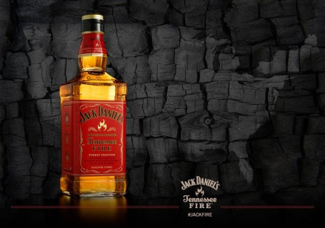 Jack Daniels Tennessee Fire National