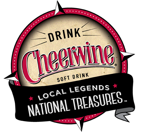 "Cheerwine Launches ""Local Legends, National Treasures"" Campaign"