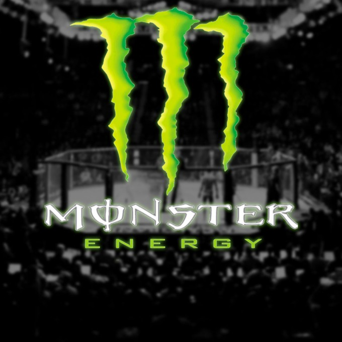 monster becomes the official energy drink of the ufc. Black Bedroom Furniture Sets. Home Design Ideas