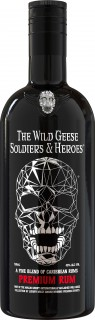 The Wild Geese® Soldiers & Heroes Premium Rum (1)