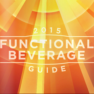 2015 Functional Beverage Guide
