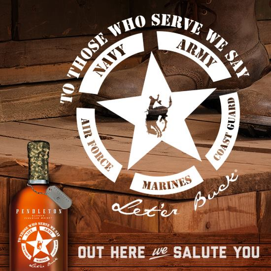 Hood River Distillers, Inc. Salutes United States Armed Forces with a 2015 Limited Edition Bottle