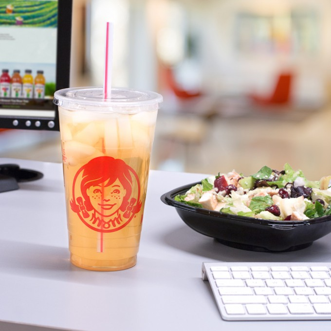 New Honest Tea Product Goes Nationwide in Wendy's