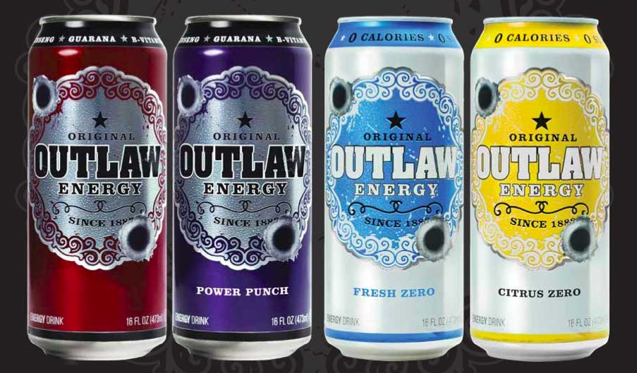 Outlaw Energy Drink Jobs
