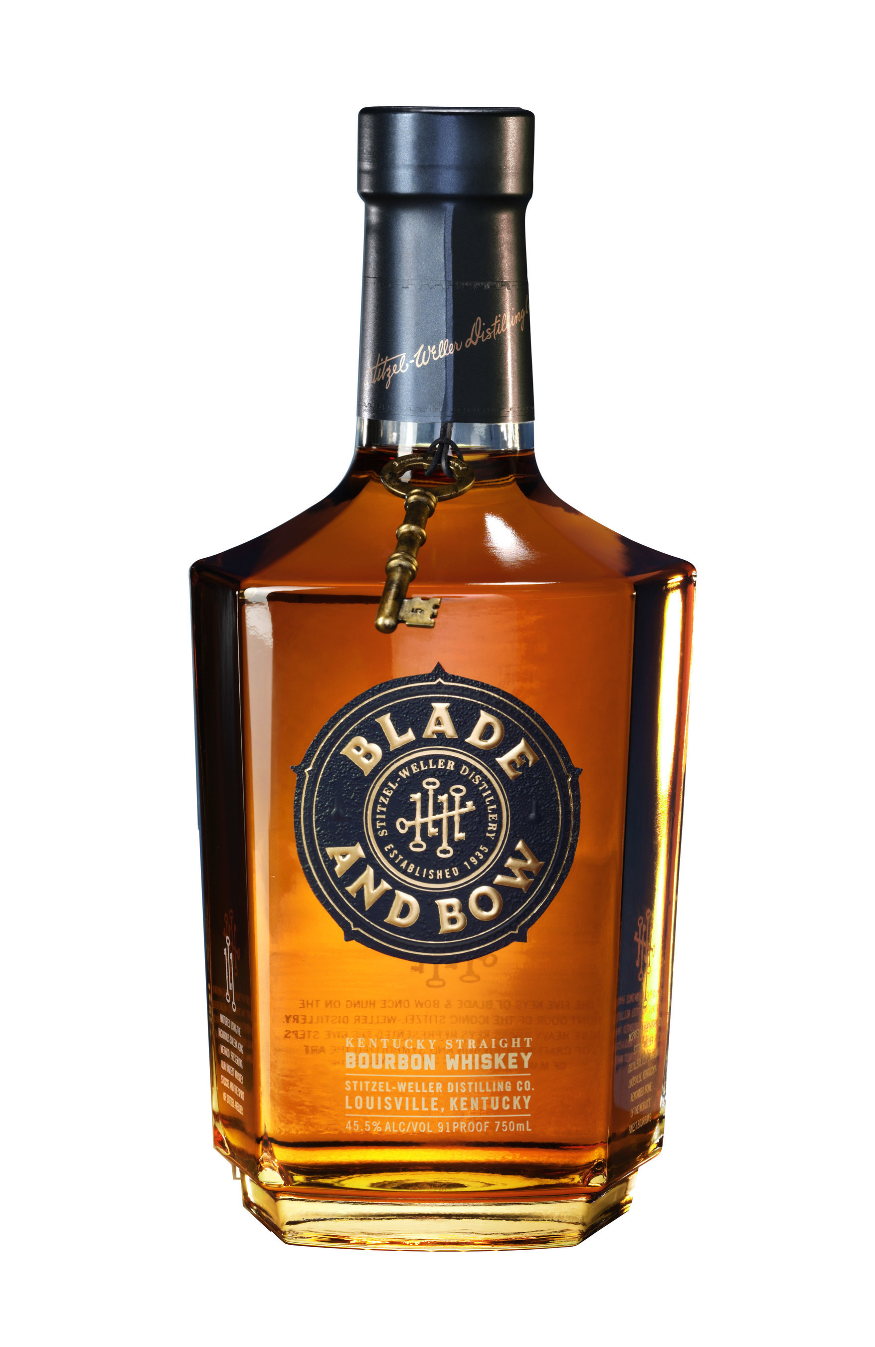 Diageo Unveils Blade And Bow Kentucky Straight Bourbon