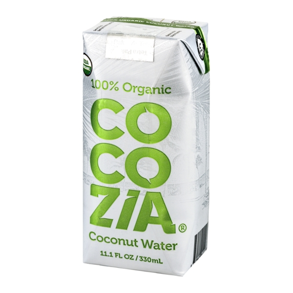 COCOZIA Now Available at Central Market