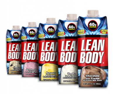 Labrada Lean Body Protein Shakes Unveils New Packaging