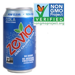 Zevia Soda - Non-GMO