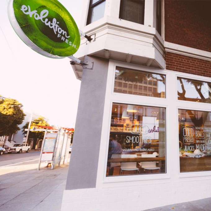 Starbucks to Close Evolution Fresh Retail Store in San Francisco