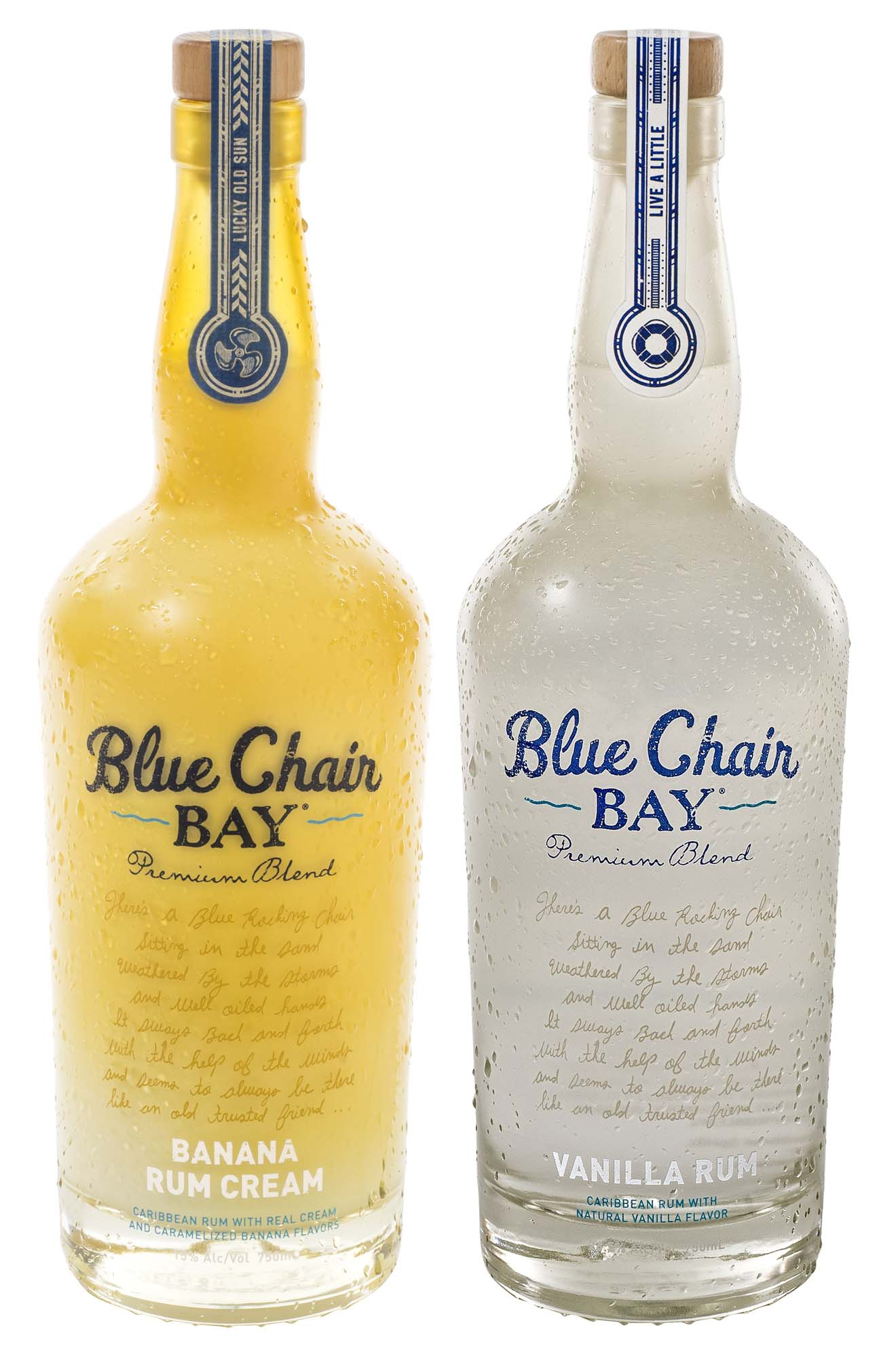 Cool Kenny Chesneys Blue Chair Bay Rum Adds New Vanilla And Uwap Interior Chair Design Uwaporg