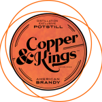 Copper & Kings American Brandy Co. Launches Destillaré Liqueurs Orange Curaçao