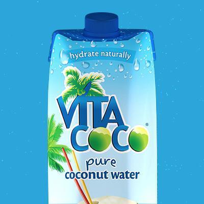 Vita Coco's New Ad Campaign: It's Coconut Water, Stupid.