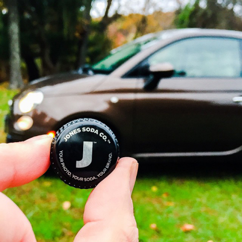 "Jones Soda Co. and FIAT Renew ""Jonesin' for a Fiat 500x"" Photo Contest"