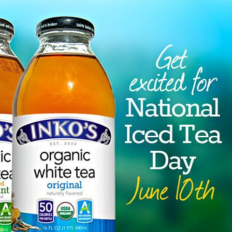 Inko's Celebrates National Iced Tea Day